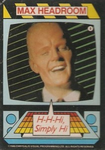 Channel Surfing with 1980s TV Show Trading Cards 12