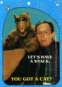 Channel Surfing with 1980s TV Show Trading Cards 15