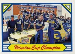1988 MAXX Dale Earnhardt Winston Cup Champion