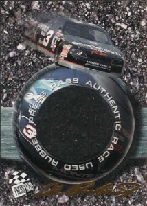 1996 Press Pass Burning Rubber Dale Earnhardt