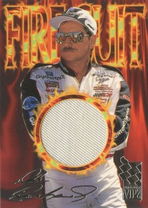 1996 Press Pass Firesuit Dale Earnhardt