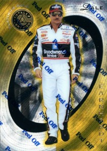 1997 Pinnacle Totally Certified Gold Dale Earnhardt