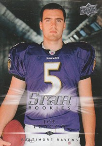 2008 Upper Deck Joe Flacco RC