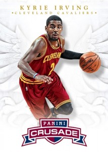 2012-13 Panini Crusade Basketball Cards 1