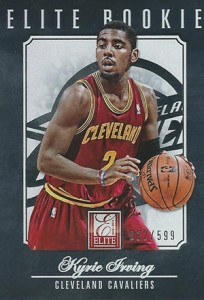 2012-13 Panini Elite Kyrie Irving RC