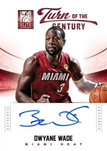 Dwyane Wade Autographs Coming from Panini 1