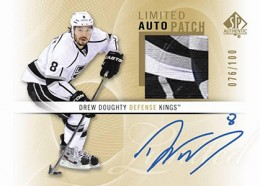 2012-13 SP Authentic Hockey Cards 5
