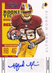 Alfred Morris Rookie Cards Checklist and Guide 5