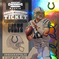 2012 Contenders Andrew Luck Championship Ticket 1/1 Closes at $42,300