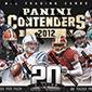 2012 Panini Contenders Football Hot List