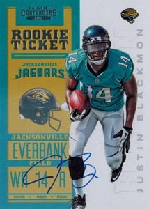2012 Panini Contenders Football Rookie Ticket RPS Autographs Guide 5