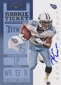 2012 Panini Contenders Football Rookie Ticket RPS Autographs Guide 9