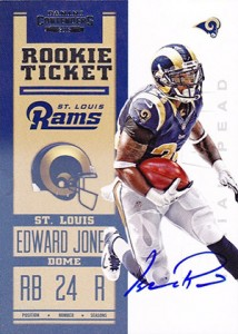2012 Panini Contenders Football Rookie Ticket RPS Autographs Guide 13