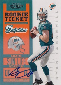 2012 Panini Contenders Football Rookie Ticket RPS Autographs Guide 4