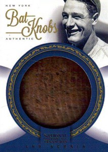 2012 Panini National Treasures Baseball Hot List 1