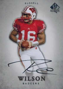 2012 SP Authentic Football Autograph Short Prints 1