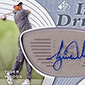 2012 SP Game Used Golf Inked Drivers Autographs Guide