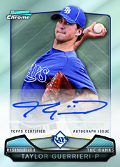 2013 Bowman Chrome Baseball Cards 9