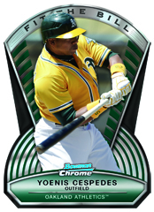 2013 Bowman Chrome Baseball Cards 8