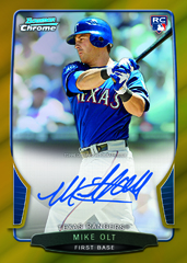 2013 Bowman Chrome Baseball Cards 5