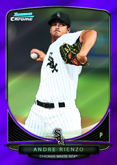 2013 Bowman Chrome Baseball Cards 4