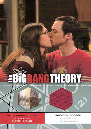 2013 Cryptozoic The Big Bang Theory Seasons 3 and 4 Trading Cards 8