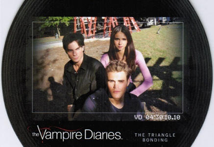 2013 Cryptozoic The Vampire Diaries Season 2 Trading Cards 21