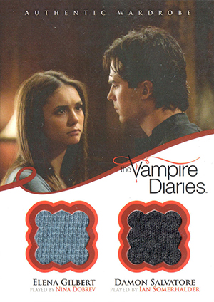 2013 Cryptozoic The Vampire Diaries Season 2 Trading Cards 26
