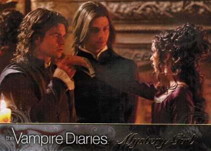 2013 Cryptozoic The Vampire Diaries Season 2 Trading Cards 22