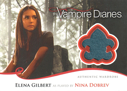 2013 Cryptozoic The Vampire Diaries Season 2 Trading Cards 25