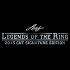 2013 Leaf Legends of the Ring Boxing Cut Signature Edition