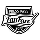 2013 Press Pass FanFare Football Cards