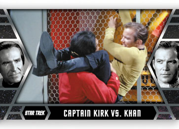 2013 Rittenhouse Star Trek: TOS Heroes and Villains Trading Cards 4