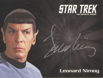 2013 Rittenhouse Star Trek: TOS Heroes and Villains Trading Cards 9