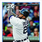 Topps Unveils World's Largest Baseball Card