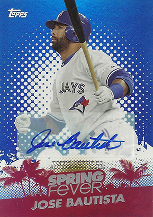 2013 Topps Baseball Spring Fever Checklist and Guide 3