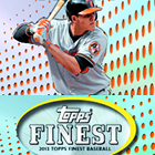 2013 Topps Finest Baseball Cards