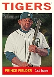 2013 Topps Heritage Baseball Cards 7