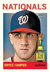 2013 Topps Heritage Baseball Cards 4