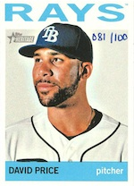 2013 Topps Heritage Baseball Cards 8