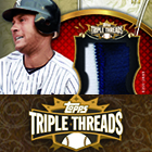 2013 Topps Triple Threads Baseball Cards