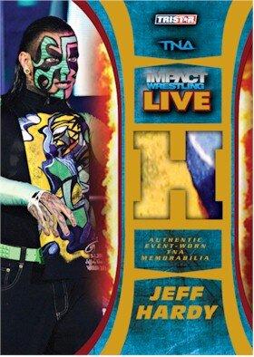 2013 Tristar TNA Impact Live Wrestling Cards 24