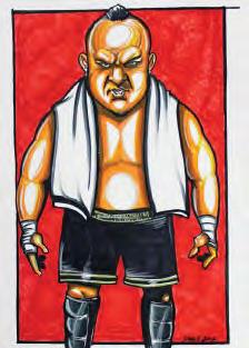 2013 Tristar TNA Impact Live Wrestling Cards 20
