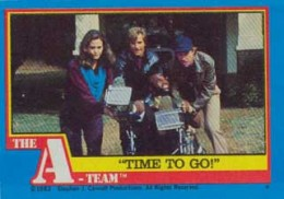 Channel Surfing with 1980s TV Show Trading Cards 7