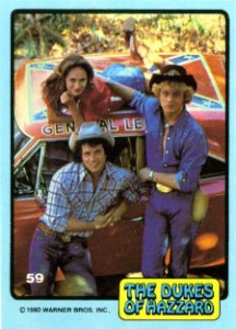 Channel Surfing with 1980s TV Show Trading Cards 1