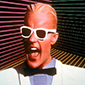 Max Headroom Among Autographs in 2013 Topps Wacky Packages ANS 10