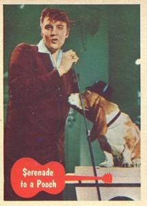 1956 Topps Elvis Presley Trading Cards 1