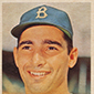 Top 10 Sandy Koufax Baseball Cards