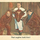 1959 Fleer Three Stooges Trading Cards