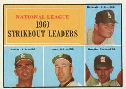 Sandy Koufax Cards - Vintage Baseball Card Timeline 8